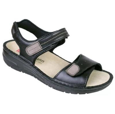 sandały Berkemann Leni czarne