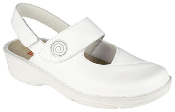 Sandały Berkemann Helene białe
